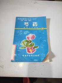 药用动植物种养加工技术——芍药。