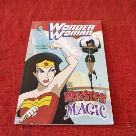 MonsterMagic(DCSuperHeroes:WonderWoman)