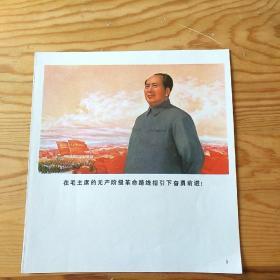在毛主席的无产阶级革命路线指引下奋勇前进,精品,9:29号上
