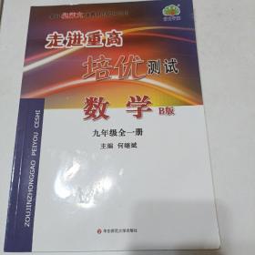 走进重高培优测试:数学(九年级全一册 B版 使用北师大版教材的师生适用)
