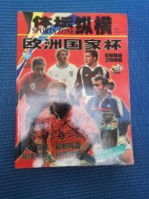 体坛纵横 增刊 欧洲国家杯2000