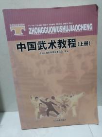 中国武术教程(上册)