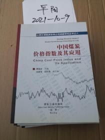 中国煤炭价格指数及其应用
