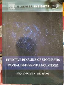 Effective Dynamics of Stochastic Partial Differential Equations   随机偏微分方程的有效动力学