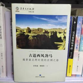 古道西风劲马:魏晋南北朝时期的丝绸之路