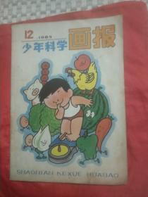少年科学画报(1985年第12期),