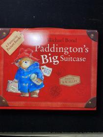小熊帕丁顿6册盒装 Paddington's Big Suitcase 英文原版 名家绘本 经典儿童故事绘本 帕丁顿熊 迈克尔邦德 英文版进口书