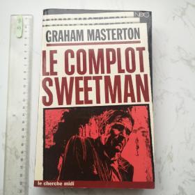 Le Complot Sweetman 法文法语法国