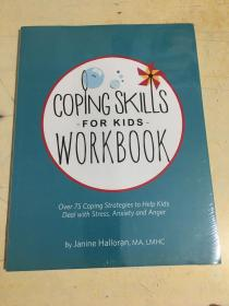 COPING SKILLS FOR KIDS WORK BOOK