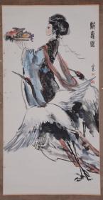 李承恩(献寿图)