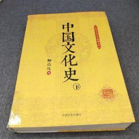 中国文化史(下册)(民国名家史学典藏文库)
