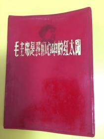 毛主席是我们心中的红太阳-毛主席革命实践活动