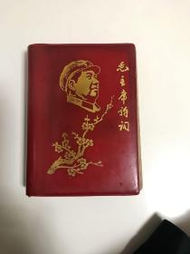 毛泽东诗词(品相如图)