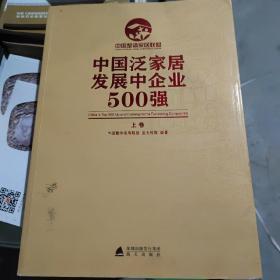 中国泛家居发展中企业500强. 上卷