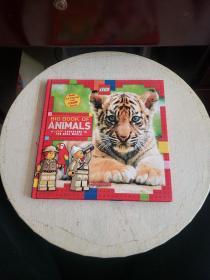 Big Book of Animals (LEGO Nonfiction) 精装!~