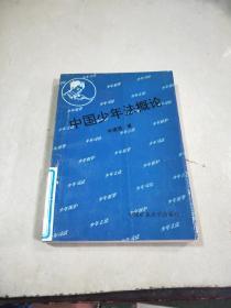 中国少年法概论