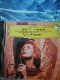 莫扎特《安魂曲》【正版引进版CD】
