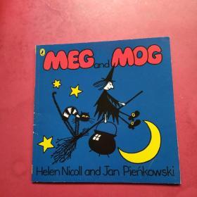 MEG AND MOG 女巫麦格和小猫莫格