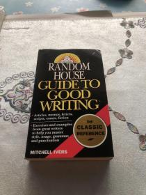 英文原版 Random House Guide to Good Writing