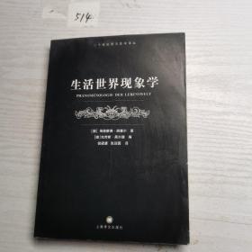 生活世界现象学(缺4张纸的内容)