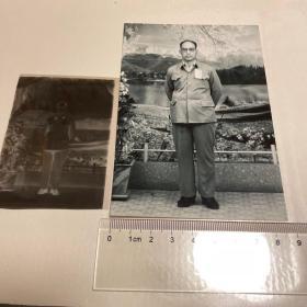 保山一佚名人物照片及底片