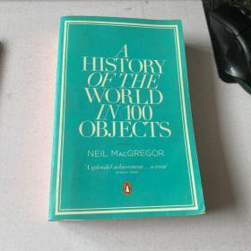 现货 A History of the World in 100 Objects