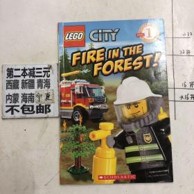 Lego City Fire in the Forest!乐高城市:森林大火