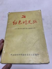 红色的足球-郑州市郊区党史资料丛书