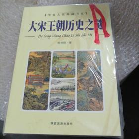 大宋王朝历史之谜  上册
