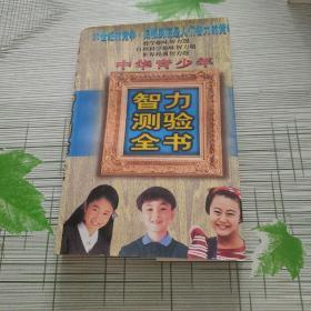 中华青少年智力测验全书(下册)