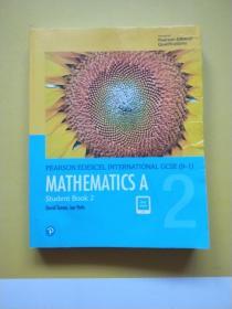 Mathematics A Student Book 2(Pearson EDEXCEL International Gcse(9—1)) 有水印 品相如图