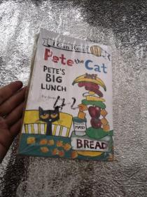 I Can Read pete the cat 全六册