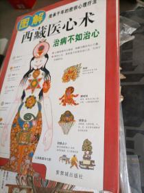 图解西藏医心术