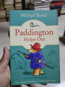 Paddington Helps Out 小熊帕丁顿有麻烦了(小说版)