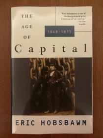 The Age of Capital: 1848-1875(现货,实拍书影)