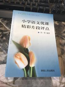 小学语文优课精彩片段评点