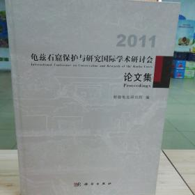 龟兹石窟保护与研究国际学术研讨会论文集