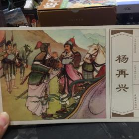 杨再兴岳飞传之十一