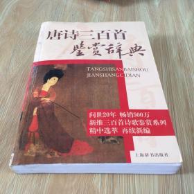 唐诗三百首鉴赏辞典 有水印 不影响阅读