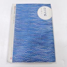 朝内166人文文库·中国当代长篇小说:白雪乌鸦