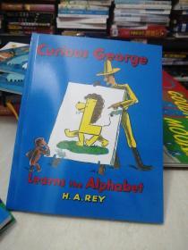 Curious George Learns the Alphabet  好奇猴乔治学字母