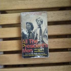 英文原版:All The President' s Men