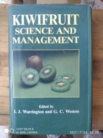 Kiwifruit: Science and Management