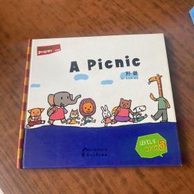 布朗儿童英语第2级 : a Picnic