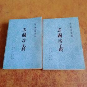 三国演义人民文学出版社(上下)