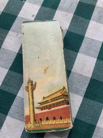 中華高級繪圖鉛筆 101盒子商標2個,鉛筆6支