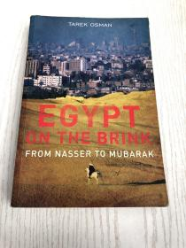 Egypt on the Brink:From Nasser to Mubarak
