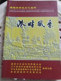 揭阳市历史文化名村 港畔风采