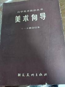 美术向导(自学美术技法丛书)