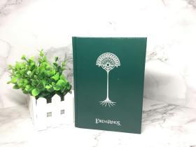 绝版指环王 刚铎圣白树 仿皮原版笔记本the lord of rings tree of gondor tolkien journal